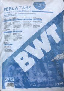 BWT Perla Tabs Regeneriersalz für Enthärtungsanlagen